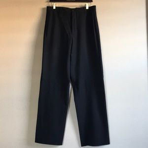 Armani black dress pants Sz 32
